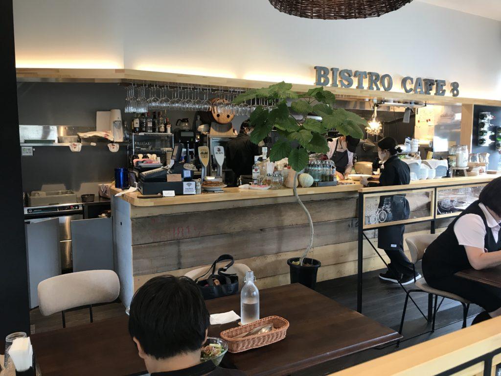 飯田市  ビストロカフェ ユイット (BISTRO CAFE 8)